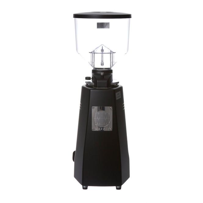 Mazzer Major Electronic Espresso Grinder Black Back