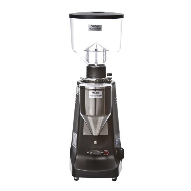 Mazzer Major Electronic Espresso Grinder Black Front