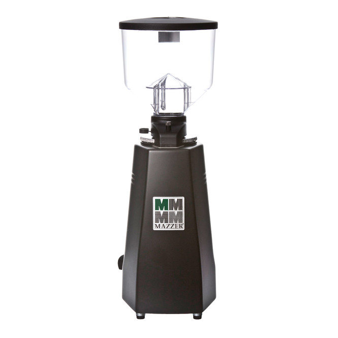 Mazzer Major Espresso Grinder Black Back