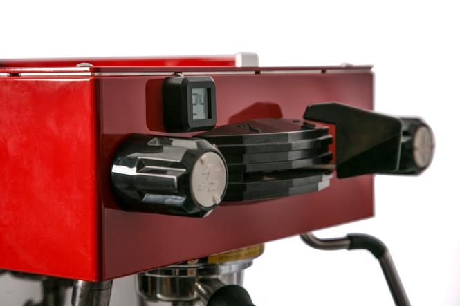 Luminaire Shot Timer and Espresso Machine