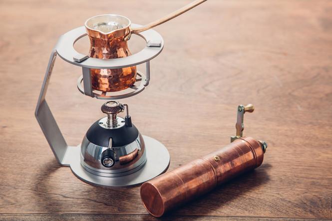 STC Turkish Coffee Kit