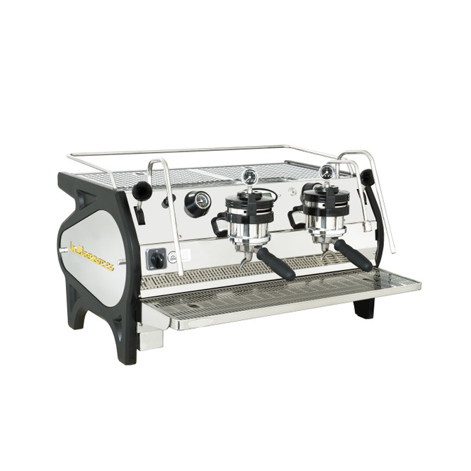 La Marzocco Strada MP 2 Group Front Angle