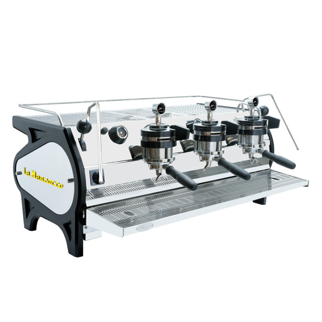 La Marzocco Strada MP 3 Group Front Angle