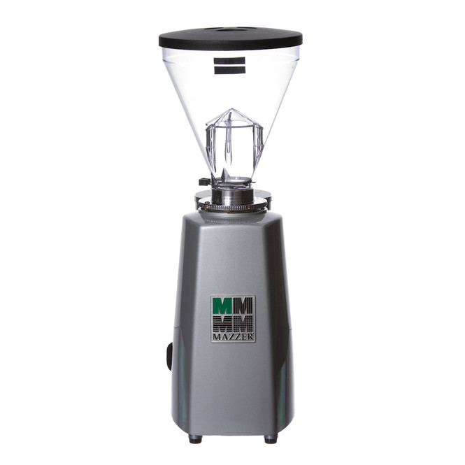 Mazzer Super Jolly Electronic Doserless Espresso Grinder Back