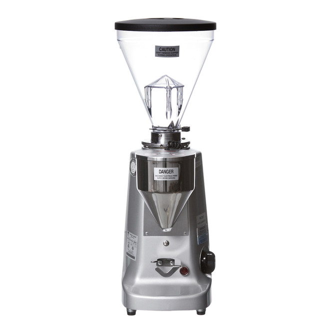 Mazzer Super Jolly Electronic Doserless Espresso Grinder Front