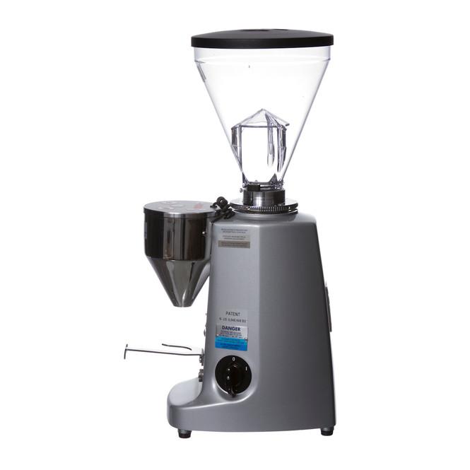 Mazzer Super Jolly Electronic Doserless Espresso Grinder Left