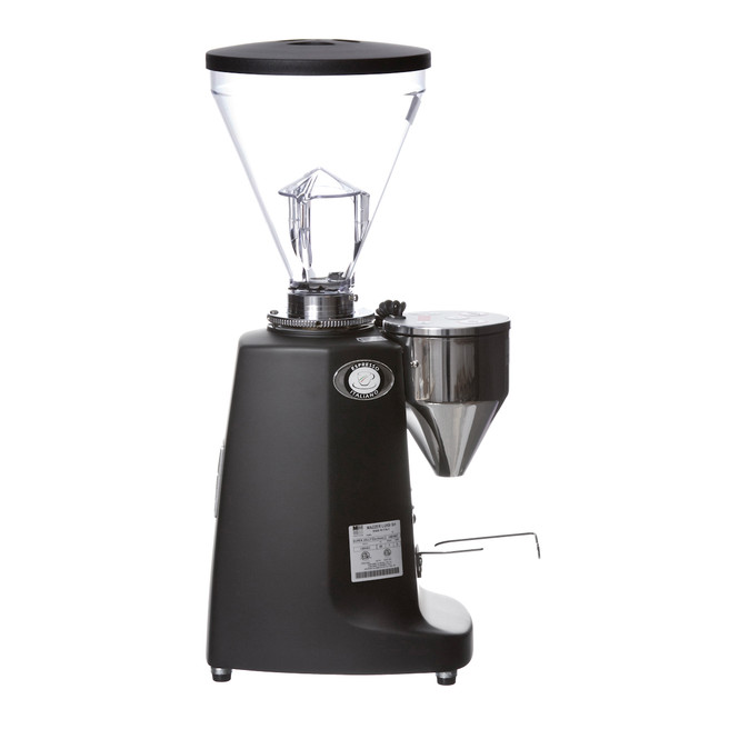 Mazzer Super Jolly Electronic Doserless Espresso Grinder Black Right
