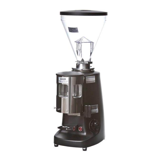 Mazzer Super Jolly Espresso Grinder in Black