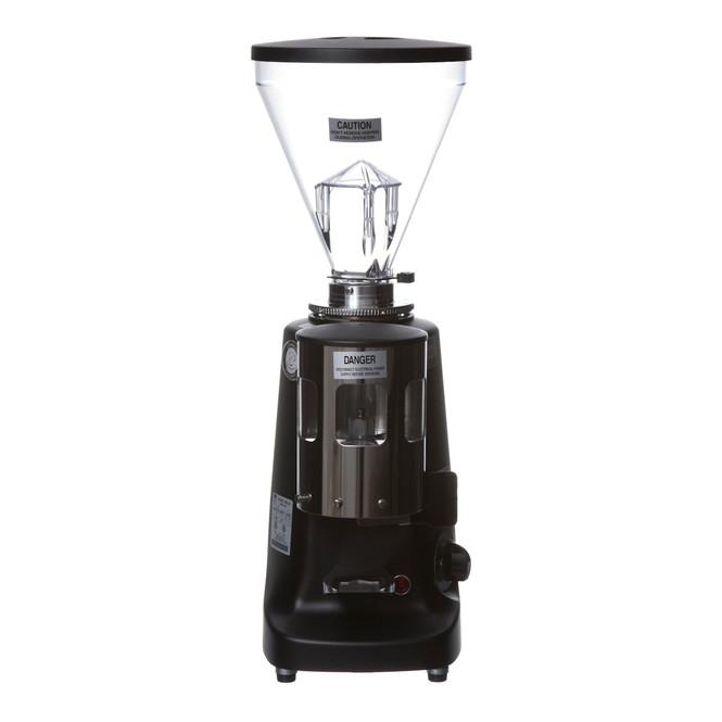 Mazzer Super Jolly Espresso Grinder in Black Front