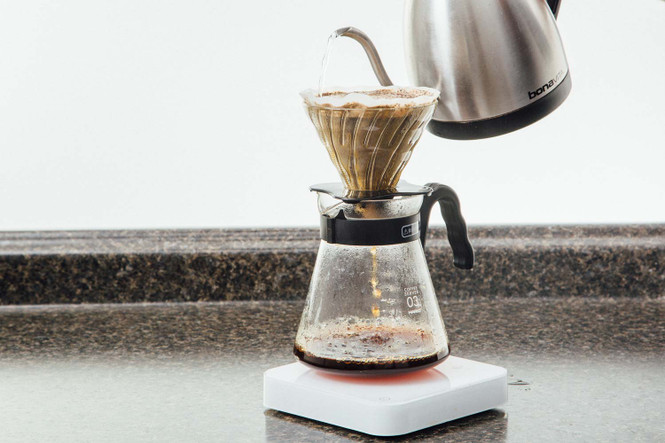 Hario V60 Coffee Dripper and Server