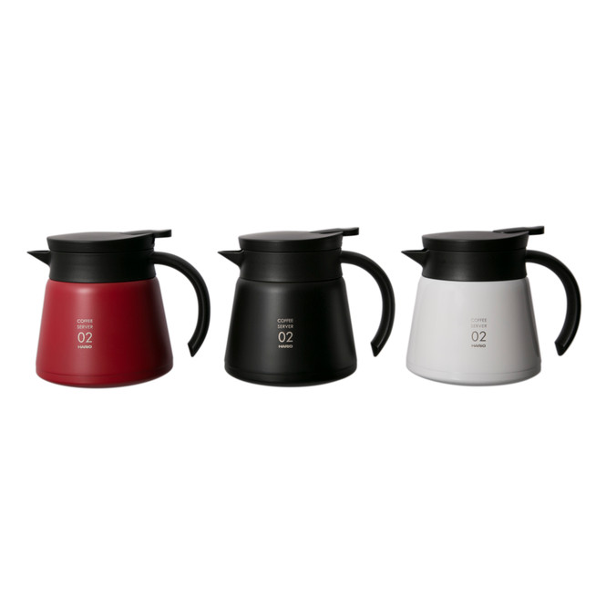 Hario VHS-60 600ml Thermal Carafe (Colors)
