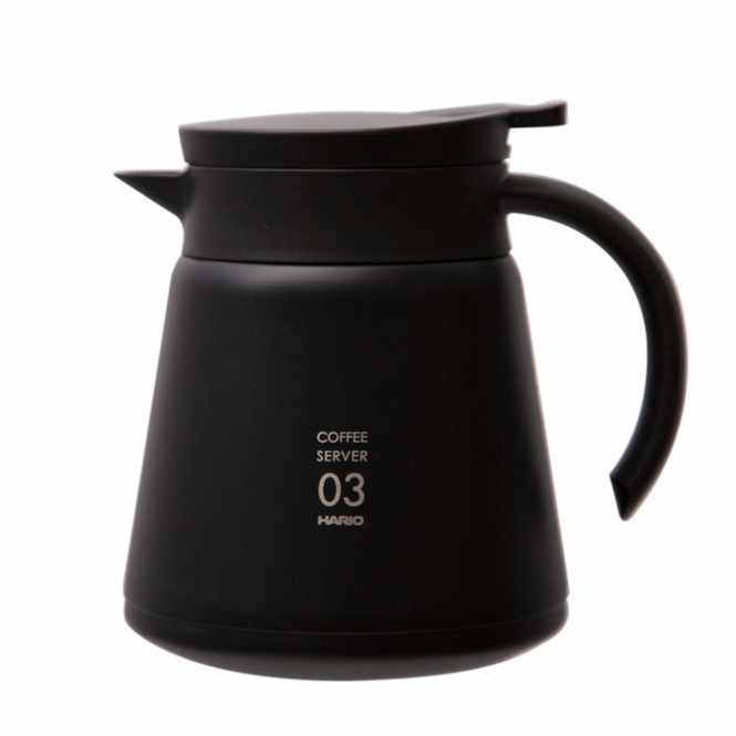 Hario VHS-60 800ml Thermal Carafe (Black)