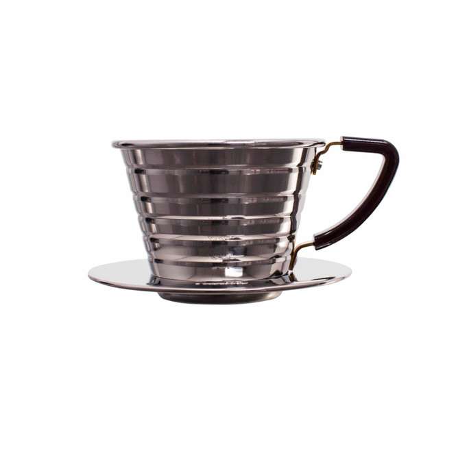 small kalita stainless steel wave dripper