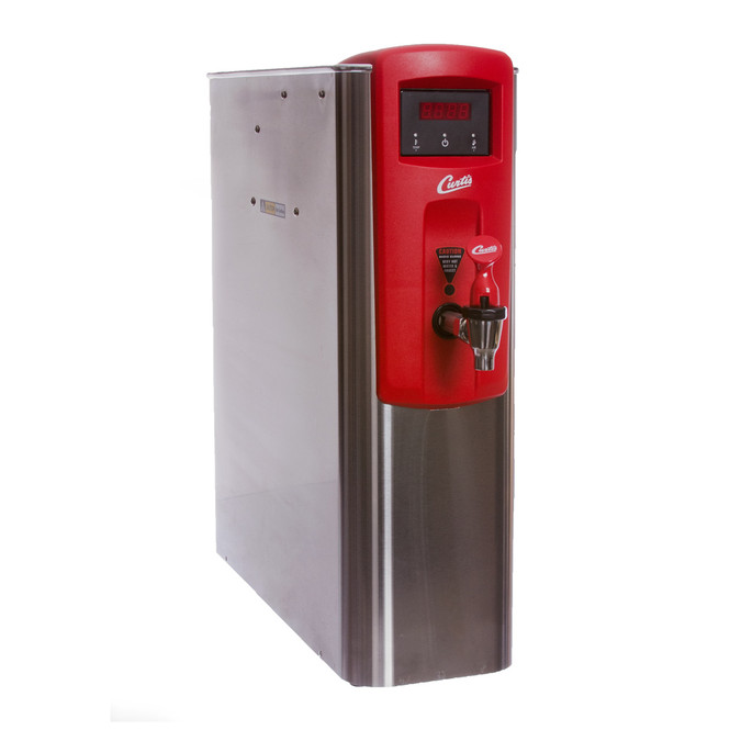 Curtis Hot Water Dispenser in Red