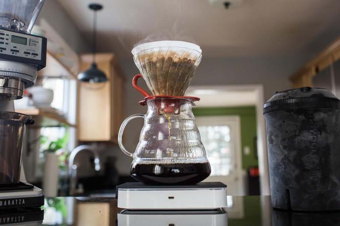 Hario V60 Coffee Pour Over