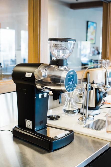 Mazzer ZM Digital Coffee and Espresso Grinder
