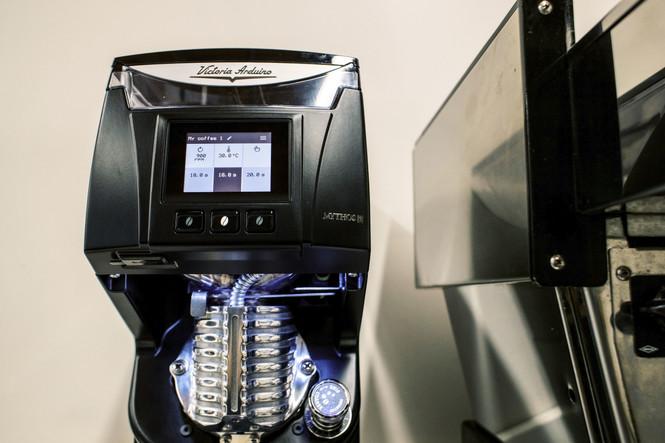 USED - EXCELLENT | Victoria Arduino Mythos 2 Espresso Grinder