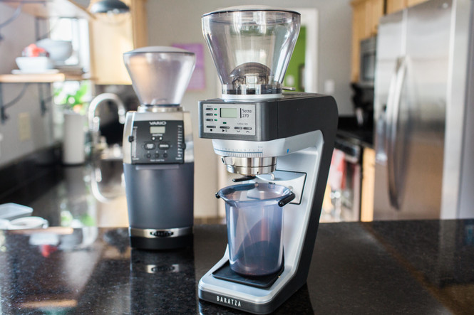 Baratza Sette 270 Vario Coffee and Espresso Grinder Comparison