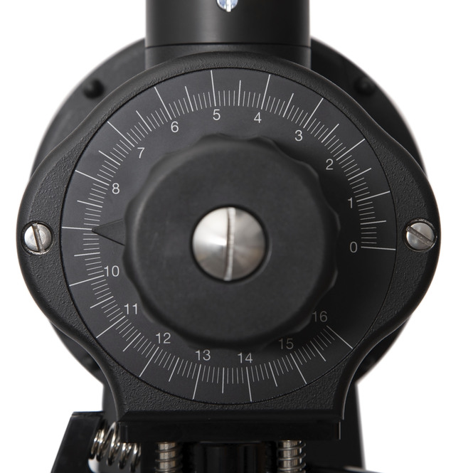 Mahlkonig EK43 Grind Adjustment