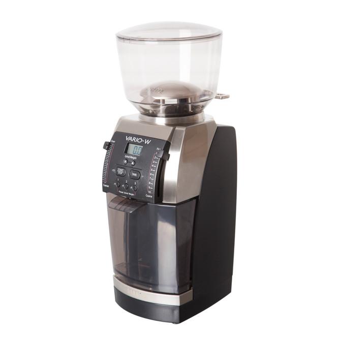 Baratza Vario-W Coffee Grinder Front Side