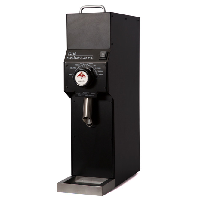 Mahlkonig GH2 Retail Coffee Grinder Front Side
