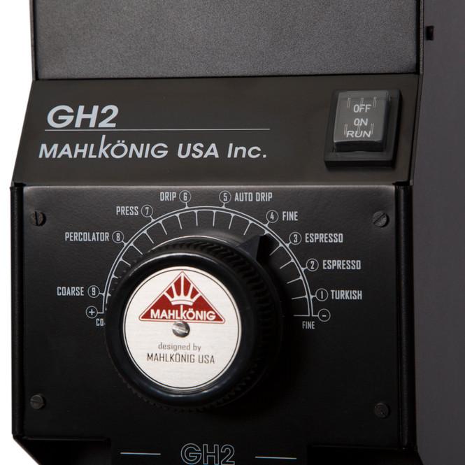 Mahlkonig GH2 Grinding Dial