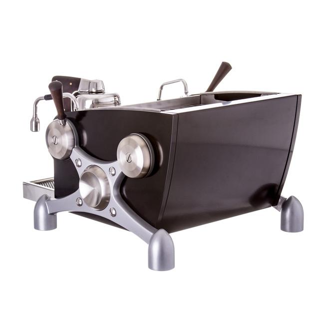 Slayer Single Group Espresso Machine Rear View