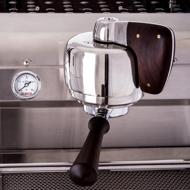 Slayer Single Group Espresso Machine Group Head Paddle