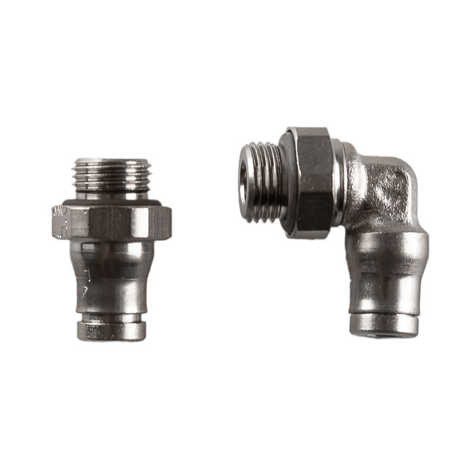 Parker Legris Push-fit Fittings for Cafelat Robot Espresso Maker