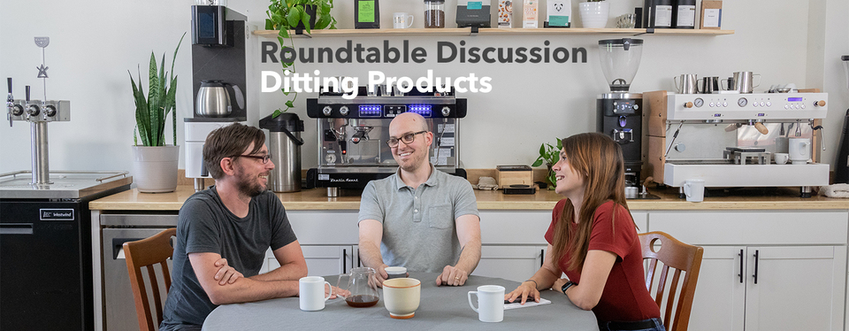 Roundtable Discussion for Ditting grinders