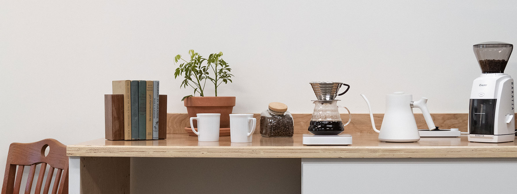 Brewing Coffee at Home