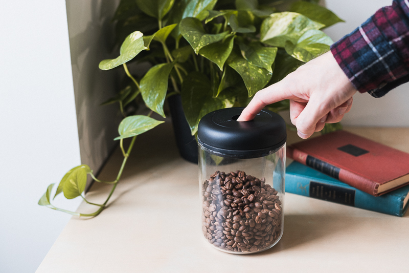 Atmos Canister Button