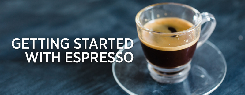 Getting Started With Espresso