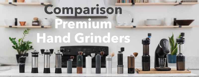 Coffee Hand Grinder Comparison
