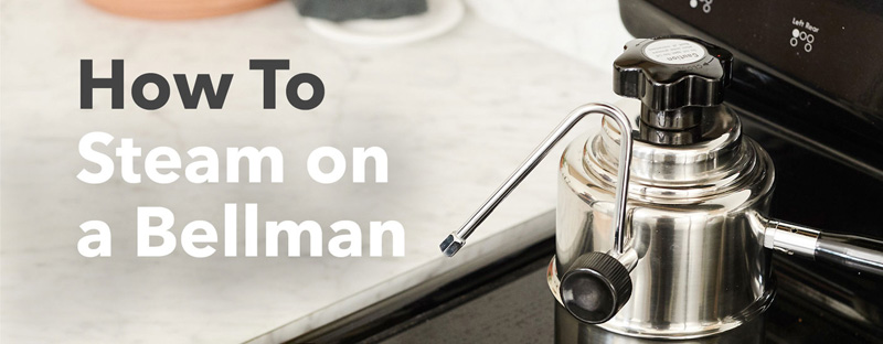 How to Steam on a Bellman Stovetop Steamer