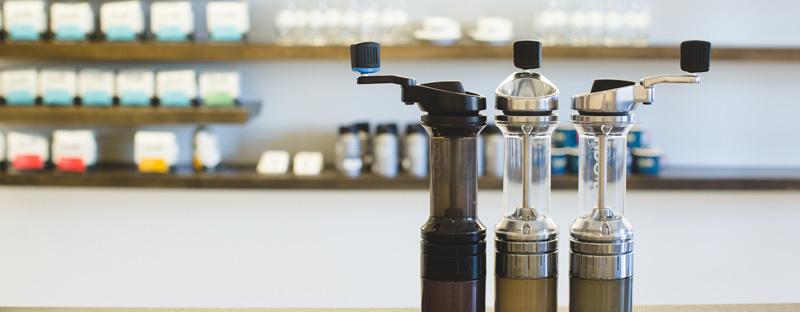 Comparison of Orphan Espresso LIDO Hand Grinders