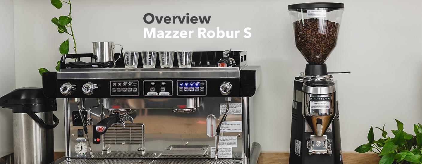 Video Overview   Mazzer Robur S