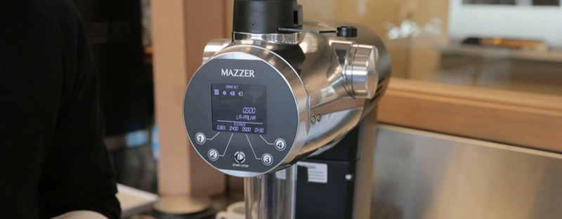 Overview of Mazzer ZM Grinder