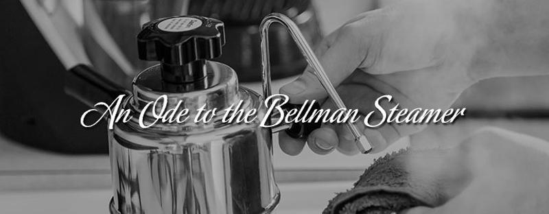 An Ode to the Bellman Steamer