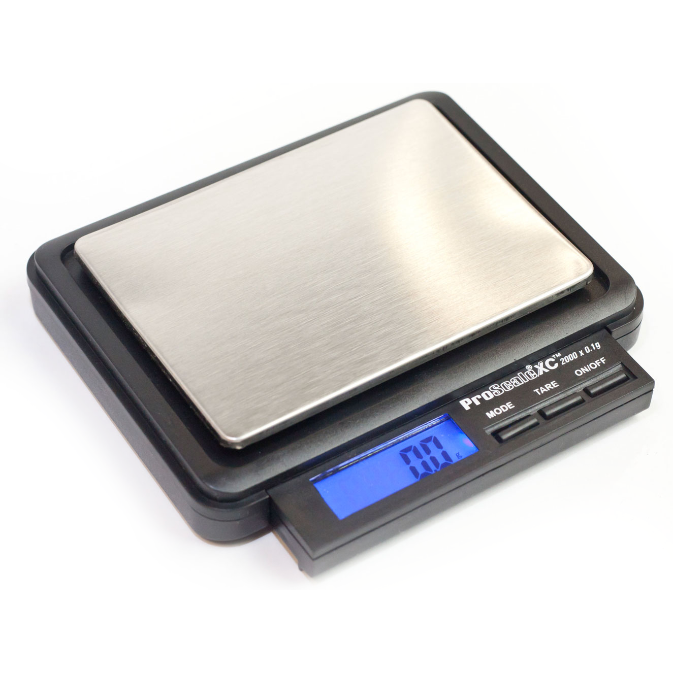 A Pro Scale with white background.