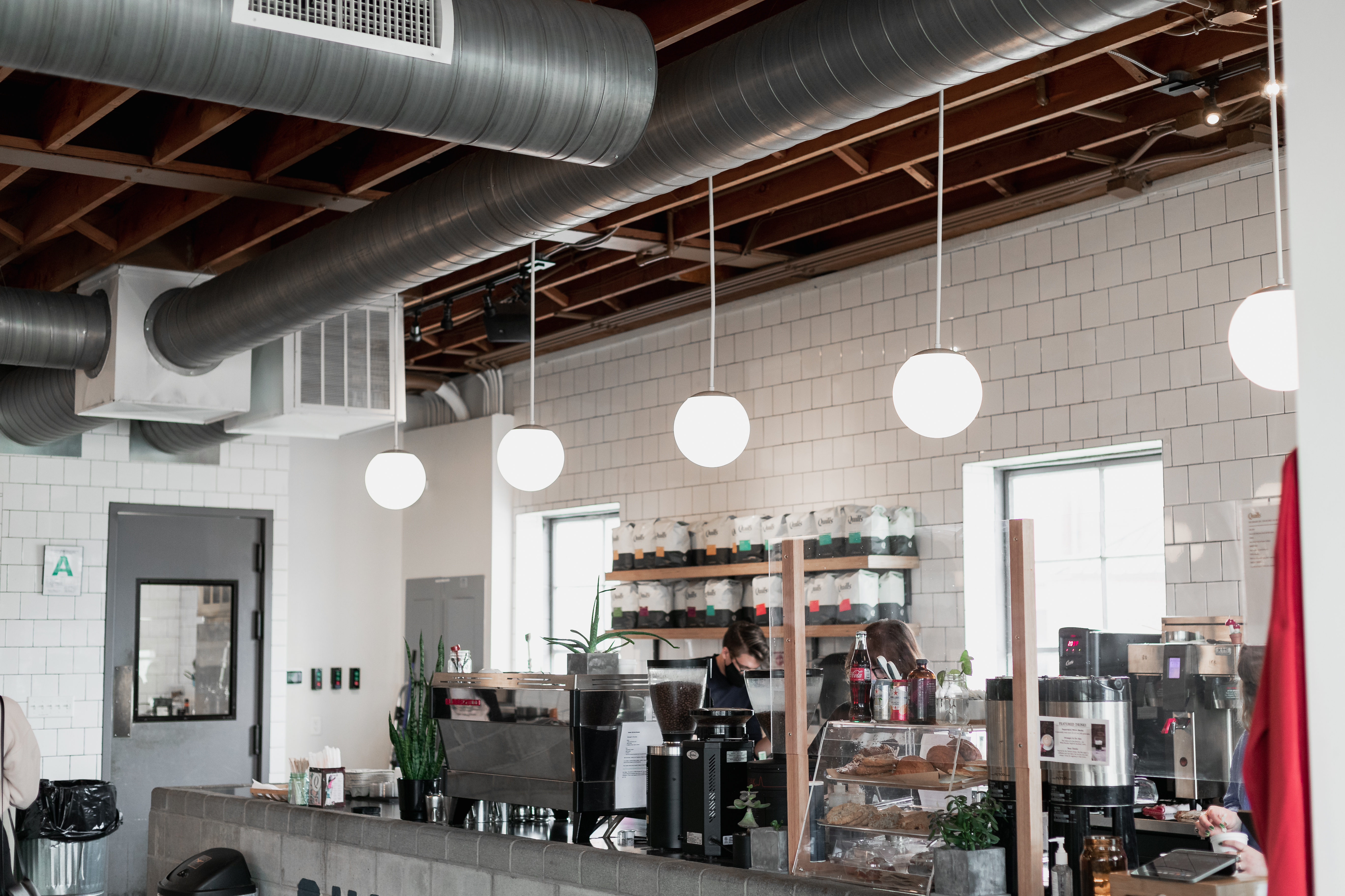 Quill's coffee bar