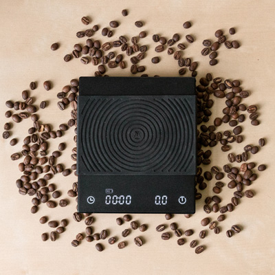 Coffee and Espresso Scales