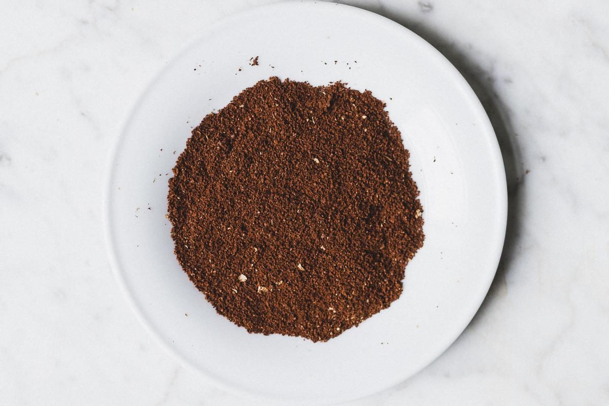 Medium-fine grind setting for Tricolate