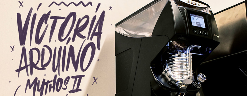 Victoria Arduino Mythos 2 Espresso Grinder