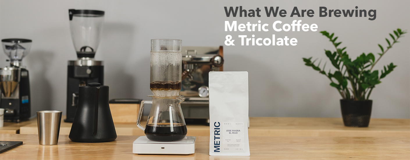 What Are We Brewing: Metric Coffee