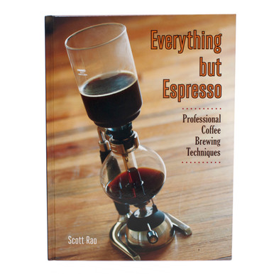 Everything But Espresso Book