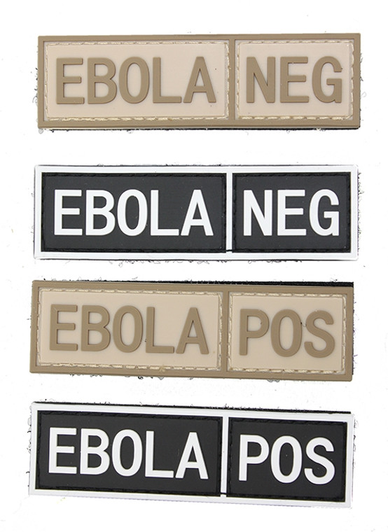 Ebola Virus Patch