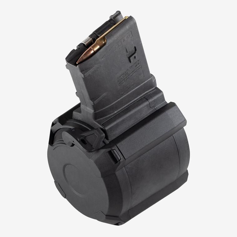Magpul® PMAG D-50 7.62X51 LR/SR GEN M3 BLACK 50RD DRUM