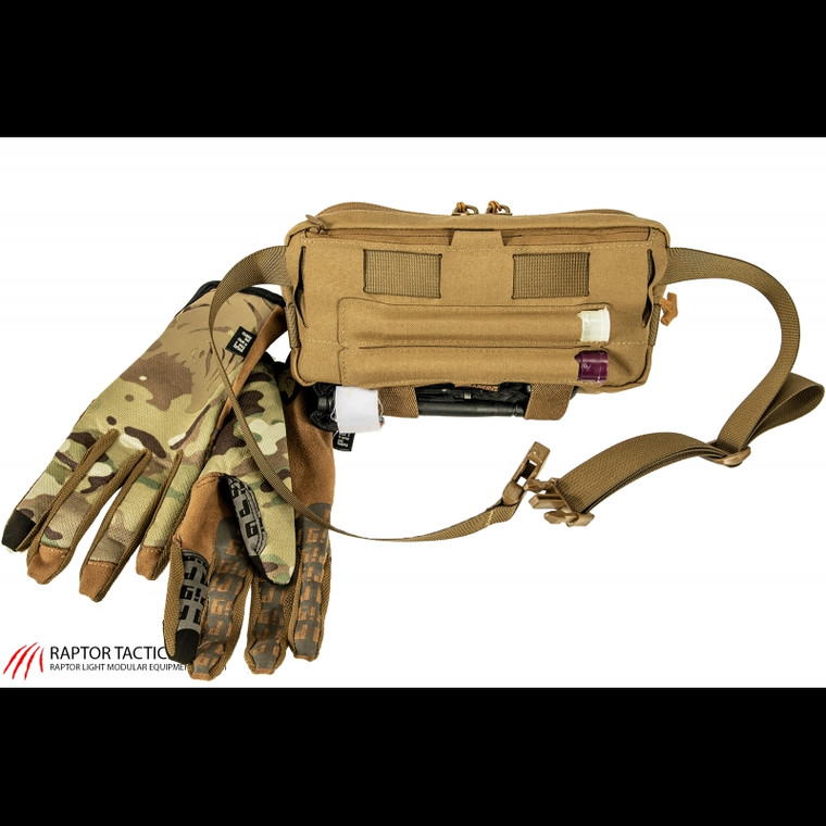 Raptor Tactical BIRGER 3 in 1 Pouch