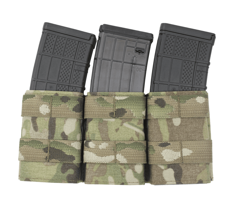Esstac 5.56 Triple KYWI Pouch - Midlength